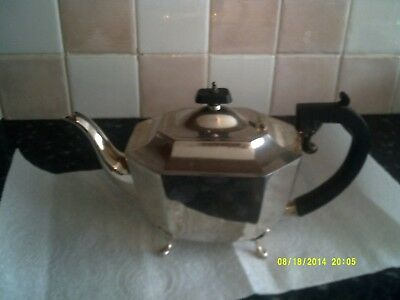 Good quality silver plated tea pot