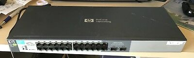 J9450A HP ProCurve 1810G-24 24-Port Gigabit Ethernet Managed Switch RSVLC-0903