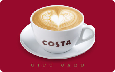 £5 Costa Gift Card