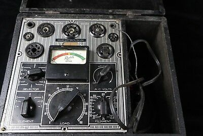 Readrite Ranger Model 432A Vacuum Tube Tester