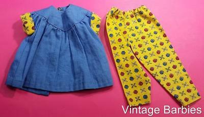 Remco Littlechap Libby Doll Outfit Excellent ~ Vintage 1960's