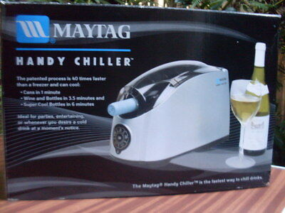 Maytag Handy Bottle Chiller   Fast Chill your drinks