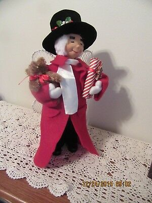 "Marshall Field's Uncle Mistletoe 12"" Figure"
