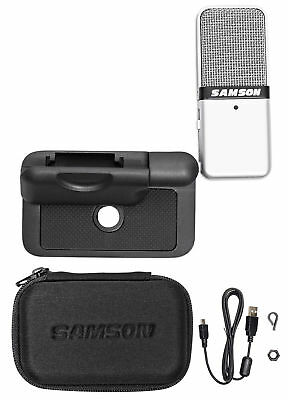 Samson GO MIC Studio Gaming Twitch Microphone Streaming Recording Game Mic