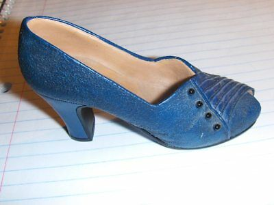 "Ret. 1999 ""Just The Right Shoe"" By Raine ""Lady Like"" #25044 No Box (S 25"
