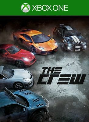 The Crew Full Game Download [Xbox One] - Fast Dispatch!