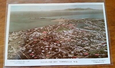 Postcard - Clr Photo Sidues Series #1227 Cleveland Bay T'ville Qld. By Fraley St