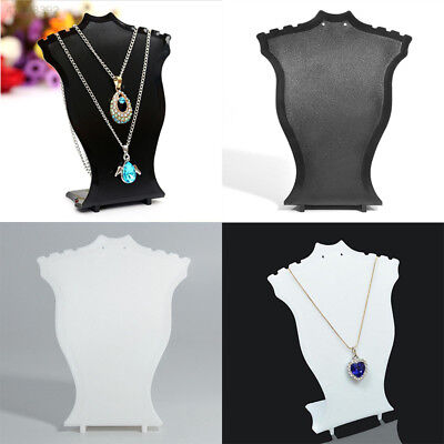 365B Earrings Necklace Jewelry Holder Shop Home Display Showcase Stand Rack