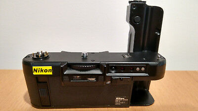 Nikon MD-4 Motor Drive without battery insert/ holder