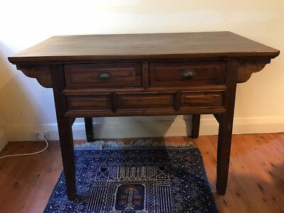 Altar Table Antique Cypress wood