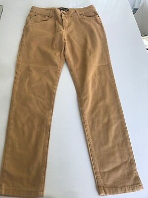 size 12 Sand Coloured Jeans