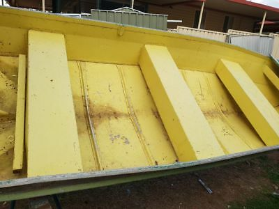 Dinghy project boat