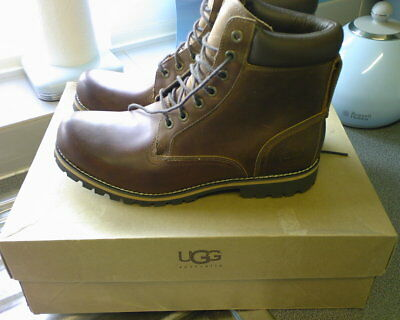 New Timberland Earthkeepers Rugged C74134 Copper/brown 6 Inch Leather Boots Uk 9