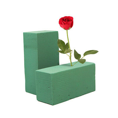 10X Brick Dry Floral Foam for Silk or Artificial Flowers Wedding Bouquet Holder