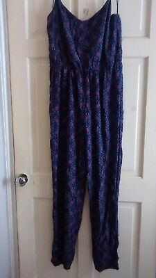 Newlook jumpsuit size 16 long leg