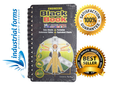 Engineers Engineering Black Book 3rd edition ! Perfect Gift !