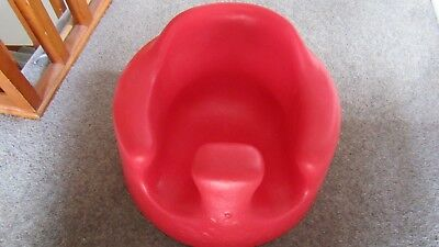 BUMBO Seat Red Baby Seat in Un-Used Condition