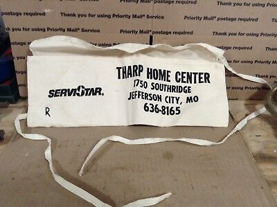 Pre-owned Advertising (Tharp Home Center, Jefferson City MO) Nail Apron