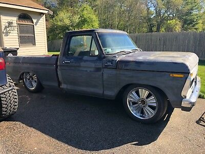 1977 Ford F-150  1977 Ford F-150 Short Bed