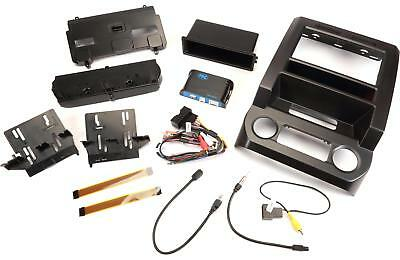 PAC RPK4-FD2201 Install and connect car stereo in select '15-up Ford trucks