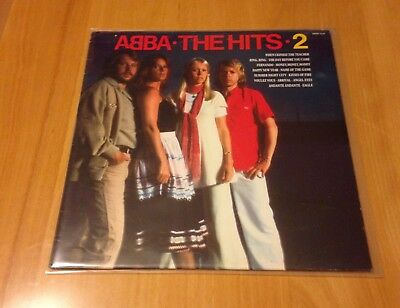 ABBA - THE HITS 2 Vinyl LP TOP ZUSTAND