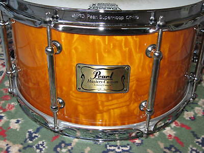 Pearl Masters Limited Edition 13x7 snare drum
