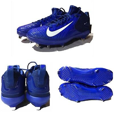 release date: dca53 4c04b NIKE Men s Trout 3 Pro Baseball Metal Cleats Racer Blue 12.0 NWOB Shoes  Spikes