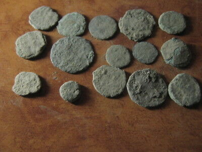 Ancient roman coins lot 44