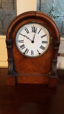 Large Antique American Mantle Clock