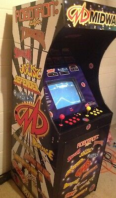 Midway 12 In 1 Arcade : Good Condition! Works Great!