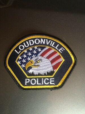 Loudonville, Ohio Police Patch (Current Style)