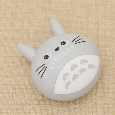 Hot Anime My Neighbor Totoro Contact Lenses Case Portable Container for Travel