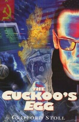 The Cuckoo's Egg by Stoll, Cliff Paperback Book The Cheap Fast Free Post