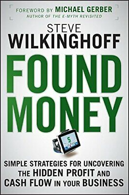 Found Money by Wilkinghoff Hardback Book The Cheap Fast Free Post