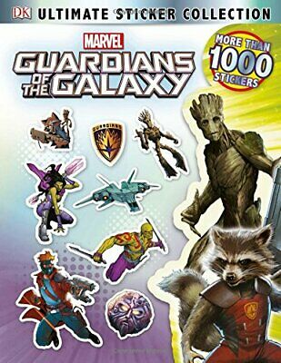 Guardians of the Galaxy Ultimate Sticker Collection (Ultimate ... by Jones, Nick