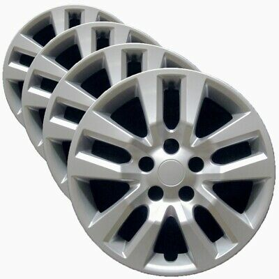 Fits Nissan Altima 2013-2018 Hubcaps - Premium Replacement 16-inch (Set of 4)