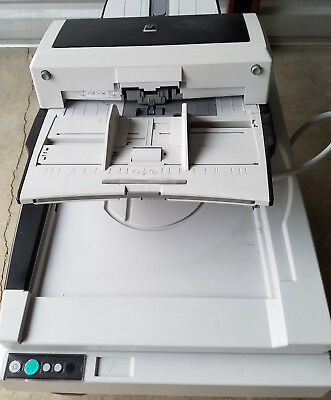 Fujitsu Fi-6770 Large Format Document Flatbed Scanner. Excellent Condition.