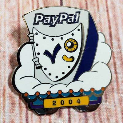 2004 eBay Live Paypal Collectible Pin NEW