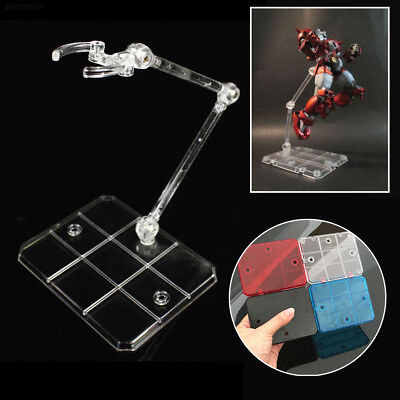 48F9 Action Support Type Model Stand Bracket base for Play Figure Kids Toys