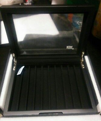 Montblanc Collectors Pen Box For 10 Pens - New In Box