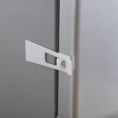 Fridge Freezer Door Lock Baby Kids Childrens Safety Draw Cabinet Locks