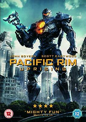Pacific Rim Uprising (DVD Plus Digital Download) [2018] - DVD  PPVG The Cheap