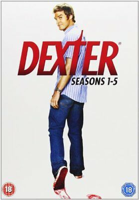 Dexter - Seasons 1-5 Complete [DVD] -  CD CSVG The Fast Free Shipping