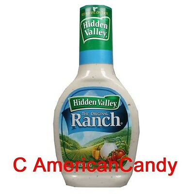 1x Hidden Valley Ranch Dressing Salatsauce aus den USA