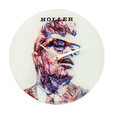 """""""Walter Jackson - It's All Over"""" Funk Soul R&B Music Glass Analogue Wall Clock"""