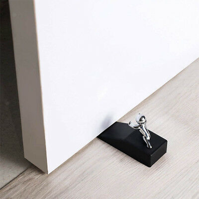 Random Color Rubber Room Door Stopper Wedge & Window Stopper Block Floor