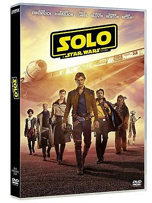 Film - Solo - A Star Wars Story - Dvd
