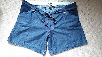 Maternity Mama & Papas Shorts Size 18