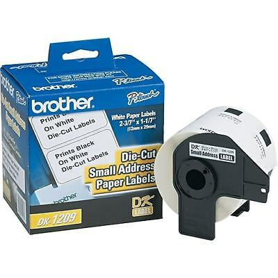 Brother P-Touch® Label Printer Small Address Paper Labels, DK1209, White 1.1x2.4