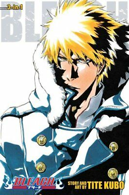 Bleach (3-in-1 Edition), Vol. 17 Includes vols. 49, 50 & 51 9781421585819